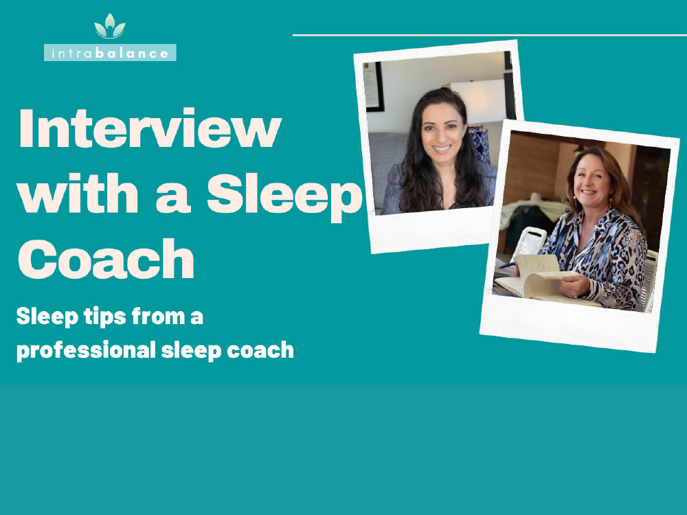 Interview with a Sleep Coach