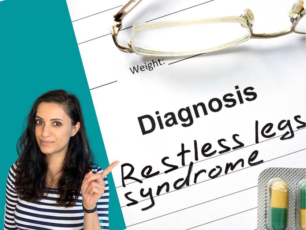 Restless Leg Syndrome | Restless Leg Syndrome Treatment | Symptoms of RLS